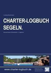 Charter-Logbuch Segeln - Einführungspreis: 10,99 €