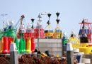 Schifffahrtszeichen, Lichter, Schallsignale